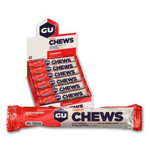 GU - Energy Chews