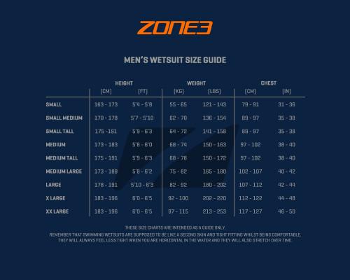 Zone3 - Vision Wetsuit - Men's - 2018 - Ex-Rental 2 Hire