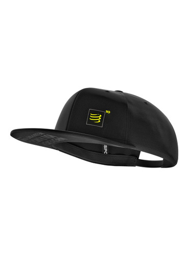 Compressport - FLAT CAP - BLACK EDITION 10
