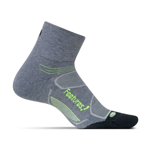 Feetures - Elite Max Cushion Quarter Sock