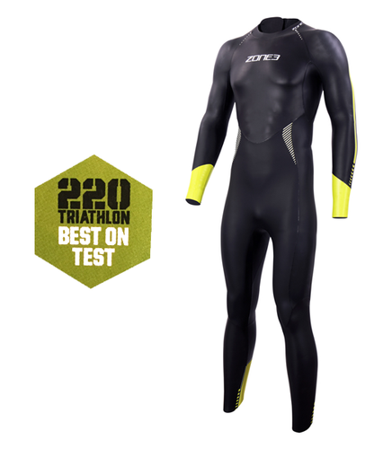 Zone3 - Advance Wetsuit - Men's - 2018 - Ex-Rental 2 Hire