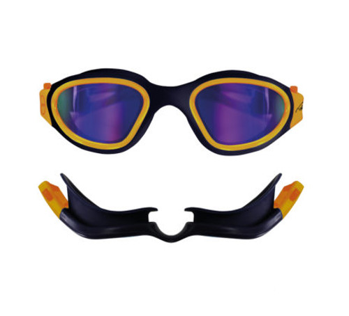 Zone3 - Vapour Polarised Goggles - Tim Don Navy / Orange