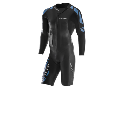 Orca - Men's RS1 SwimRun Shorty Wetsuit - Ex-Rental 1 Hire