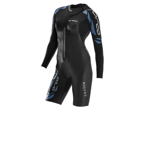 Orca - Women's RS1 SwimRun Shorty Wetsuit - Ex-Rental 1 hire
