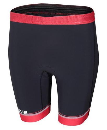 HUUB - Women's Core Tri Shorts - Black/Red - 2018