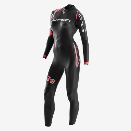Orca - 3.8 Enduro Wetsuit - Women's - 2018 - Ex-Rental 1 Hire