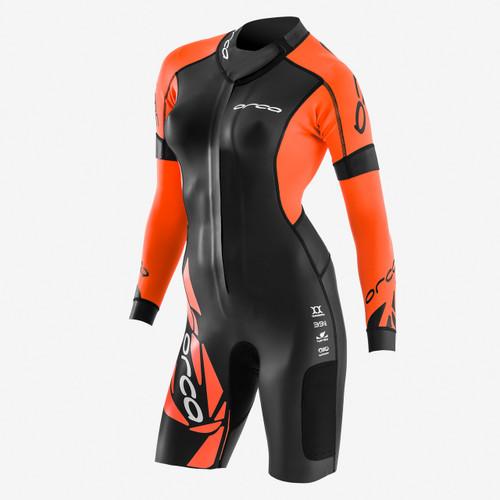 Orca - Women's SwimRun Core Wetsuit - Ex-Rental 1 Hire