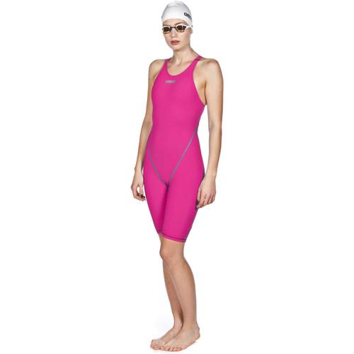 Arena - Powerskin ST 2.0 Full Body Short Leg Open Back - Women's