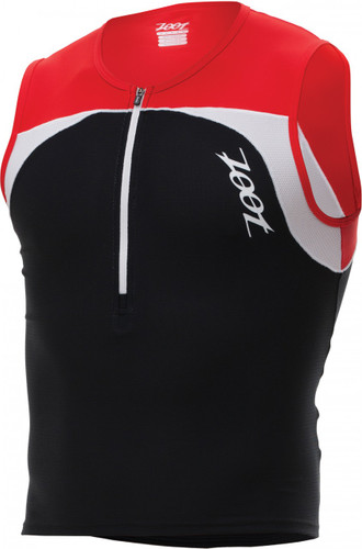 Zoot - Men's Endurance Tri Mesh Top - S Only