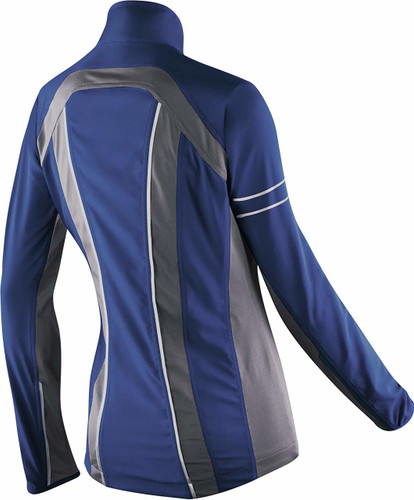 2XU Elite Run Jacket - Women's - EMT/CHAR - Small only
