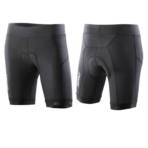 2XU Twin Railed [TR] Compression Tri Shorts - Women's