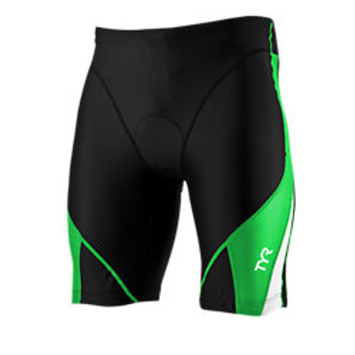 "TYR Men's Competitor 9"" Triathlon Shorts - Large Only"