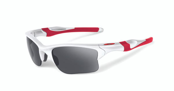 532e1fd14b MyTriathlon - Oakley Sports Performance Half Jacket 2.0 XL Sunglasses - Polished  White Frame .