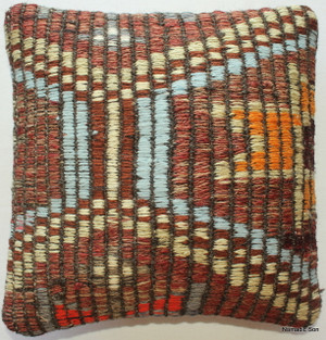Tiny Kilim Cushion Cover #32
