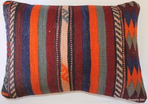 Vintage kilim cover rectangle (35*50cm) #TR21