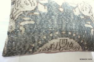 Vintage carpet cover rectangle (40*60cm) #KR112