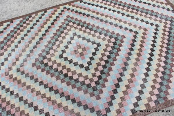 Overdyed Vintage Carpet - Damali (#D16) 162*267cm