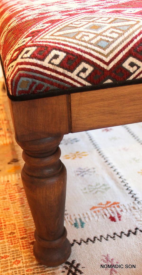 'Berrilyn' Ottoman Long Bench