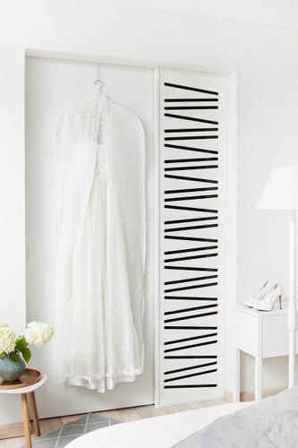 Wedding Dress Cover PEVA