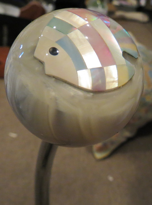Fish Shift Knob Mother Of Pearl Amp Shell White Pearl