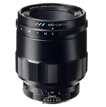 Voigtlander 65mm f/2 APO-Lanther Macro Lens - E Mount