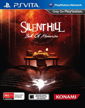 Silent Hill Book of Memories for PS Vita