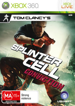 Tom Clancy's Splinter Cell 5: Conviction for Xbox 360