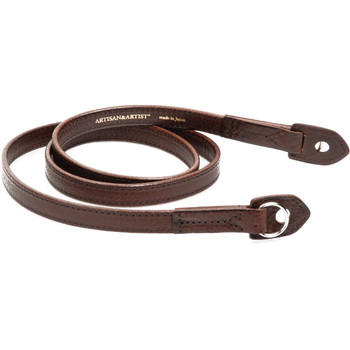 Artisan & Artist ACAM-280 Leather Camera Strap (Dark Brown)