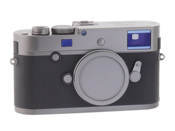 (Rare) Leica M-P (Typ 240) 'Limited Edition' Titanium Digital Camera #5154165 Rated 9++/10