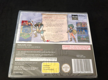 Dragon Quest IV: Chapters of the Chosen (NDS) Very Rare Australian Version