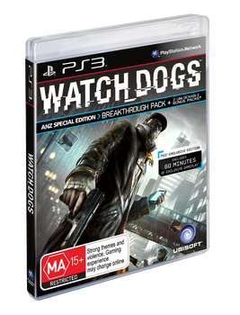 Watch Dogs ANZ Special Edition (PS3)