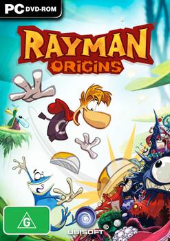 Rayman Origins (PC) Australian Version