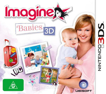 Imagine Babies 3D (Nintendo 3DS 2DS 3DSXL n3DS)