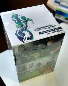 Tom Clancy's Splinter Cell: Blacklist The 5th Freedom Edition (PC) Rare Australian Collectors Edition