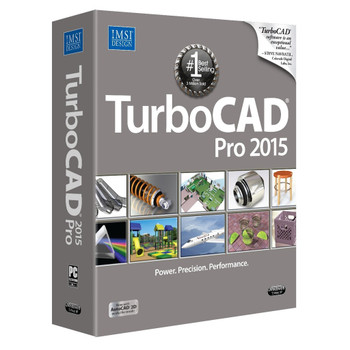 TurboCAD Pro 2015 Educational (PC)
