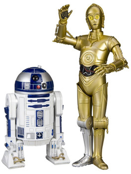 Star Wars C-3PO and R2-D2 ArtFX+ Statue Double-Pack (ENGLISH VERSION) Action Figures Kotobukiya