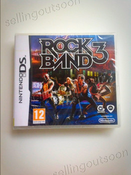 Rock Band 3 (NDS)