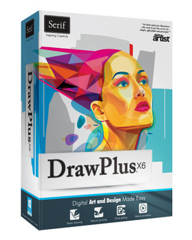 Serif Drawplus X6 - Digital art and design made easy