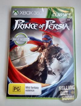 Prince Of Persia (Xbox 360) Australian Version Classics