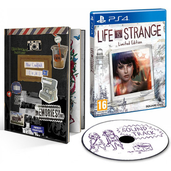 Life Is Strange Limited Edition (PS4)