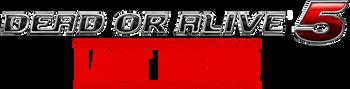 Dead or Alive 5 Last Round (Xbox One) B-stock