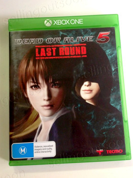 Dead or Alive 5 Last Round (Xbox One) B-stock