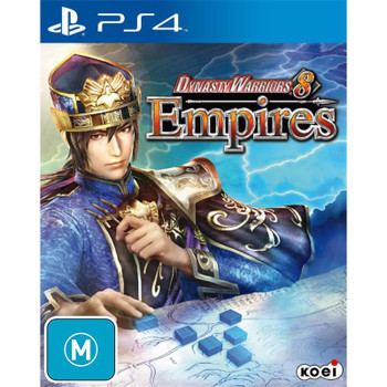 Dynasty Warriors 8 Empires (PS4) Australian Version