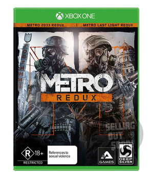 Metro Redux (Xbox One) (2 Full Games + DLC) Australian Version
