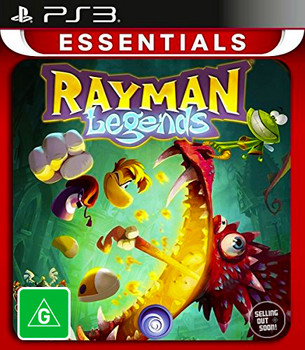 Rayman Legends (PS3) Australian Version