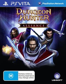 Dungeon Hunter Alliance (Vita)