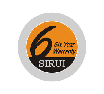Sirui L-10 Tilt Head + 6 Year Australian warranty (for ALL Monopods or Tripods: Sturdy, Super-Light Aluminium Alloy)