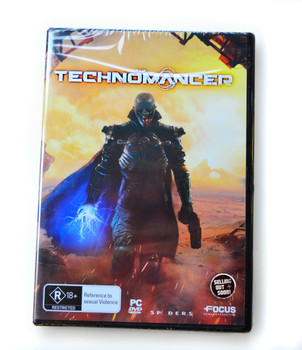 The Technomancer (PC) Australian Version