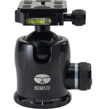 Sirui K-40X Professional Ballhead, Super-light Aluminium Alloy + 6 Year Australian warranty