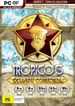 Tropico 5: Complete Collection (PC) Special Edition